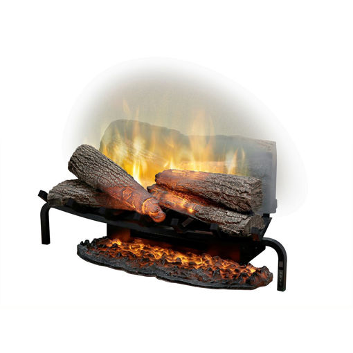"Picture of Dimplex RLG25 Revillusion® 25"" Plug-in Electric Log Set"