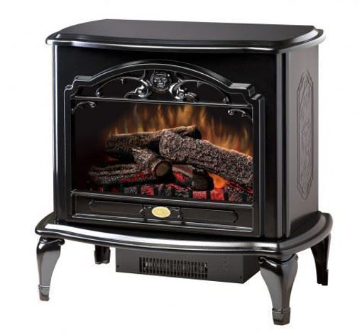 Picture of Dimplex TDS8515TB Celeste Gloss Black Electric Stove