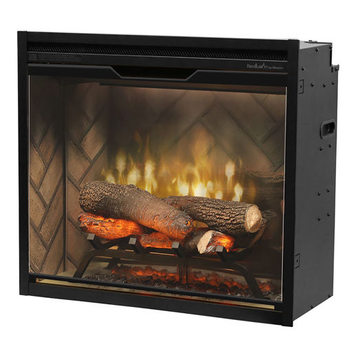 "Picture of Dimplex RBF24DLX Revillusion® 24"" Built-in Firebox"