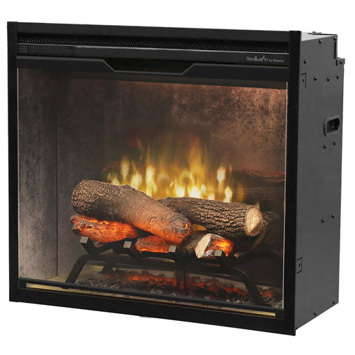 "Picture of Dimplex RBF24DLXWC Revillusion® 24"" Built-in Firebox"