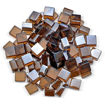 "Picture of 1/2"" Copper Luster Fire Glass 2.0"