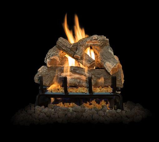 Picture of Arizona Weathered Oak w/ 3 Burner