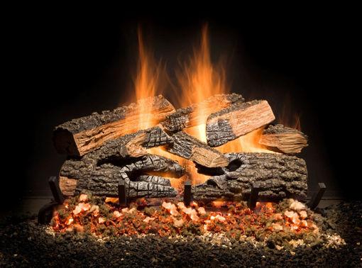Picture of Golden Blount Split Bonfire Charred (Select Size)