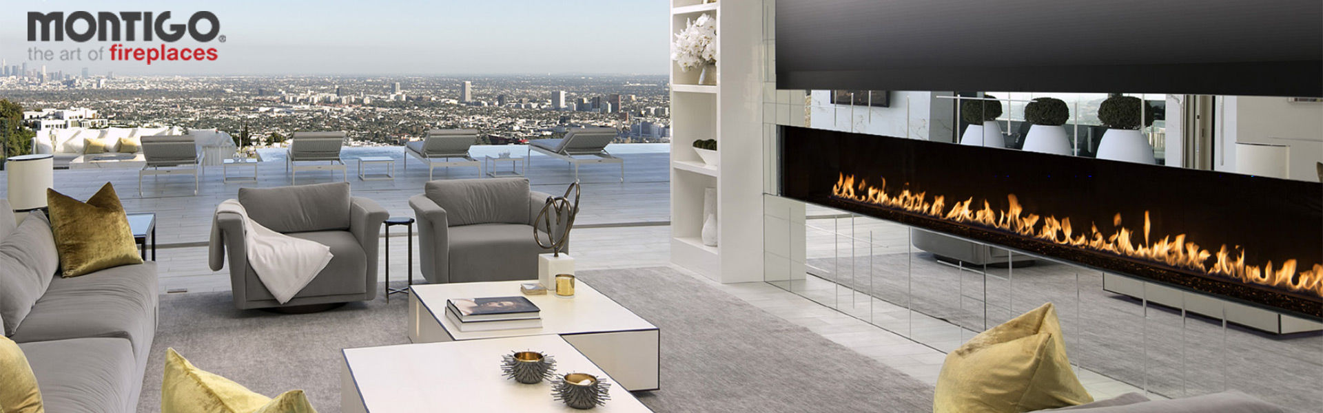 Montigo - The Art of Fireplaces