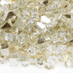 """Picture of 1/4"""" Gold Reflective Fire Glass"""