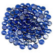 """Picture of 1/2"""" Royal Blue Luster Fire Beads"""