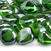 Picture of Shamrock Green Luster Zircon Fire Glass